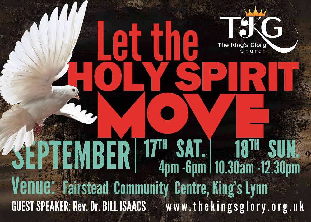 Greater Heights Conference 2016 – Let the Spirit Move