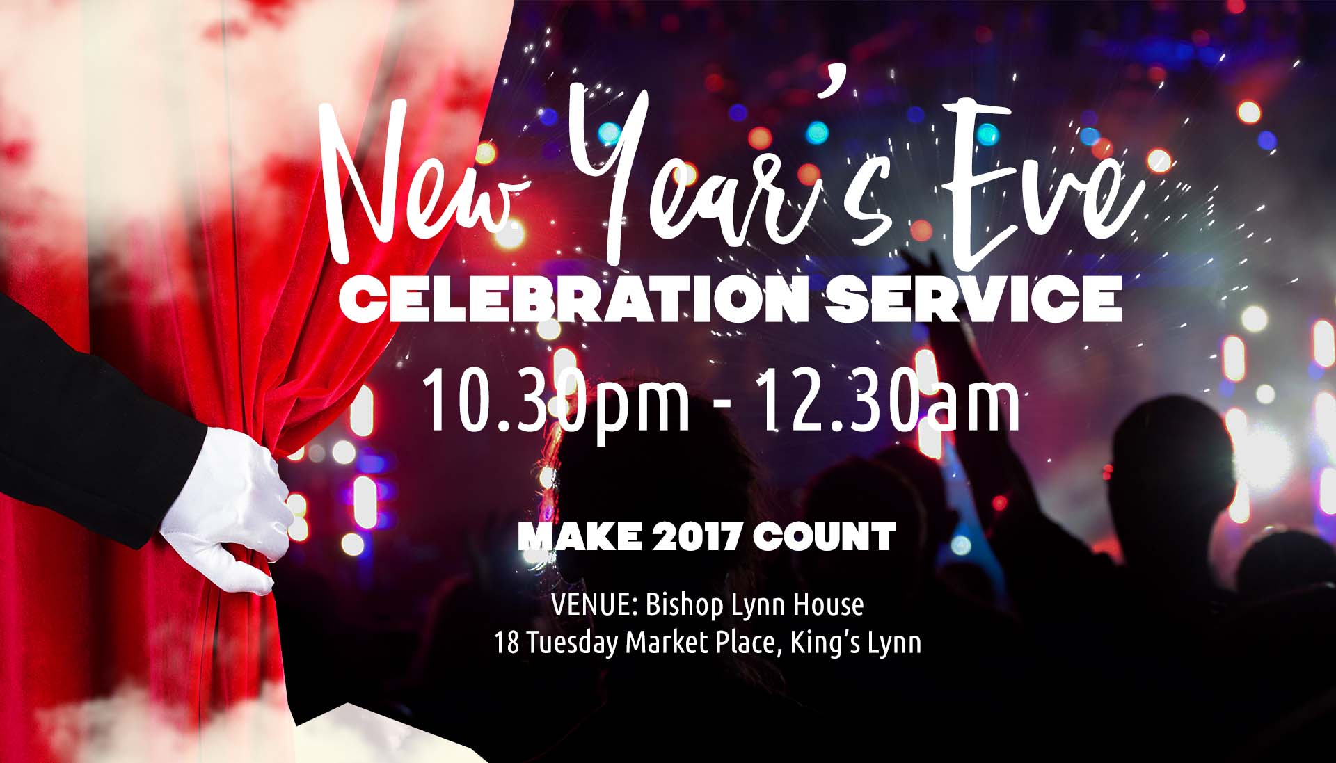 New Year's Eve Celebration Service