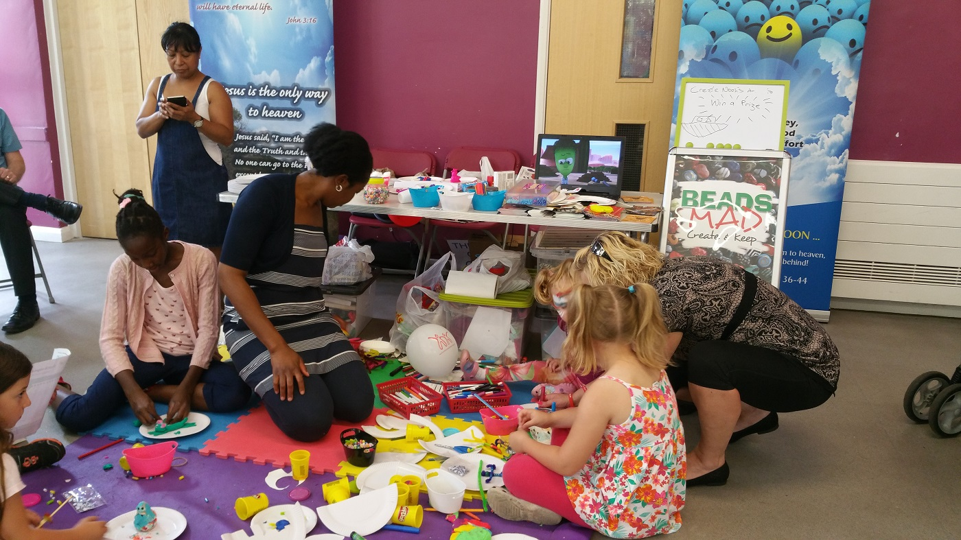 Vancouver Children's Centre  Open day 2016