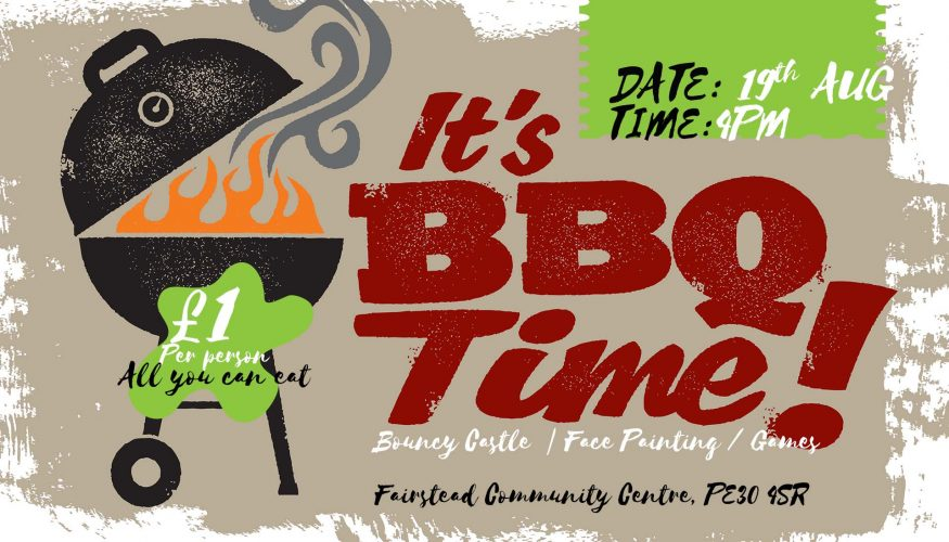 Summer BBQ – 19th of August