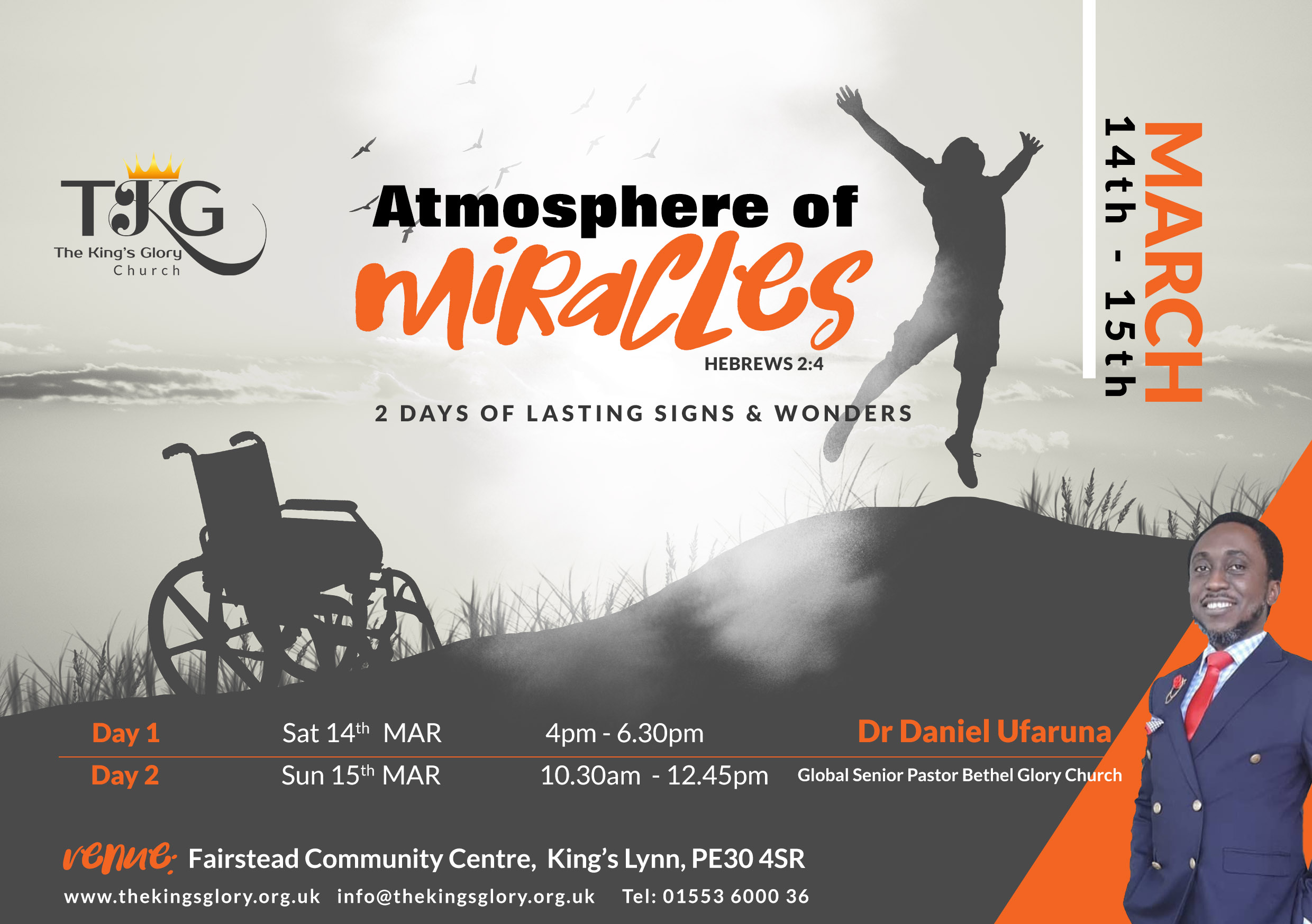 Atmosphere of Miracles