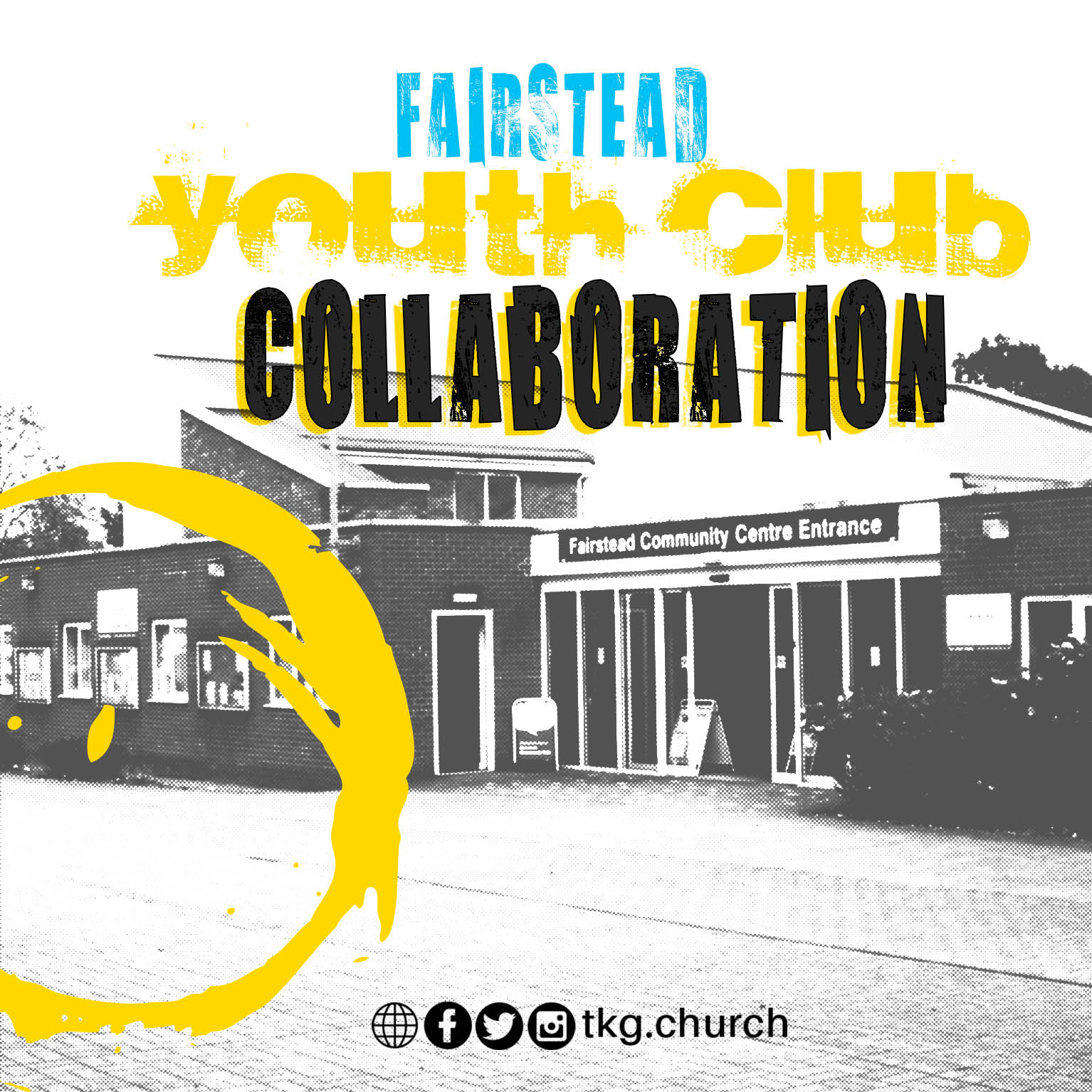 New youth club Collaboration King's Lynn